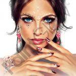 Paint Glow : Chunky Glitter HELTER SKELTER 3 gram 43055 3