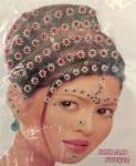 Haar & Body glitter sticker art.nr. 14427 1