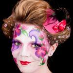 Haar & Body glitter sticker art.nr. 14427 2