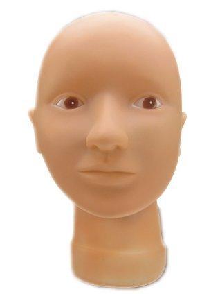 PartyXplosion reserve masker voor Oefenhoofd 43991