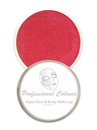 PartyXplosion 30 gram Pearl Red 43782
