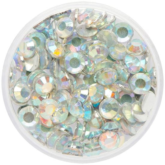 Glitter Steentjes / Face Diamonds Eulenspiegel OPAL art.nr.NH407400