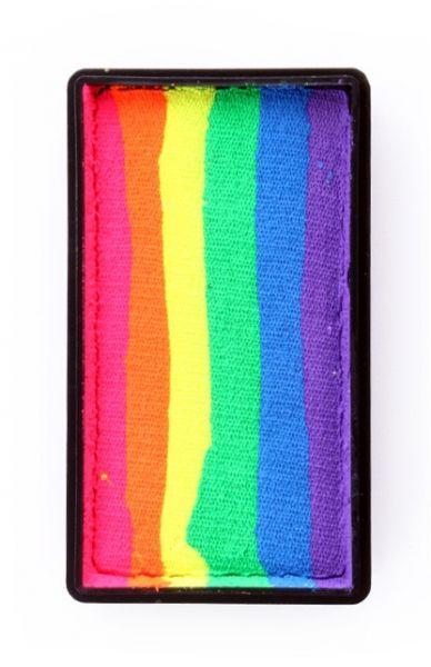 PartyXplosion Splitcake block Neon Rainbow (28 gr.)43367