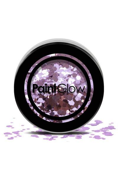 Paint Glow : Chunky Glitter HELTER SKELTER 3 gram 43055