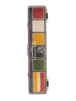 PartyXplosion schmink palet Oeteldonck colours art.nr.43686
