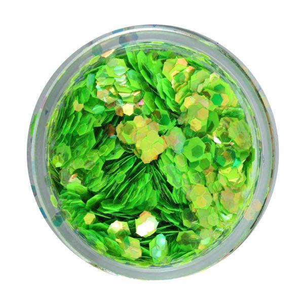 PaintGlow UV Chunky Holographic Glitter Lucky Lepricorn CHMM01