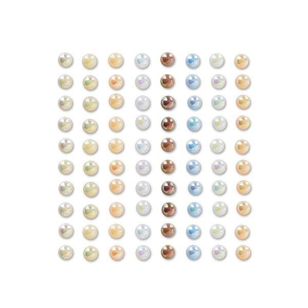 Body Jewels Pearls / Plaksteentjes : Natural 14411