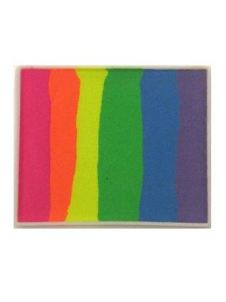 Rainbowcake groot / Bodycake PartyXplosion NEON (43938)