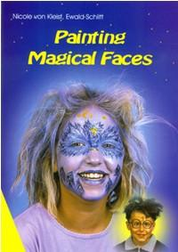 Schminkboek : Painting Magical Faces art.nr.40111138