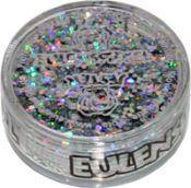 Eulenspiegel stooiglitter grof zilver-juweel 6 gram NH906972