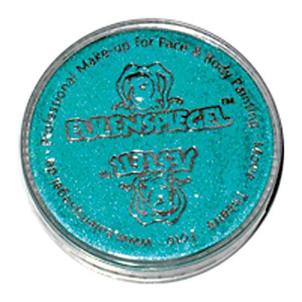 Eulenspiegel Parelglans poeder Turquoise 412053