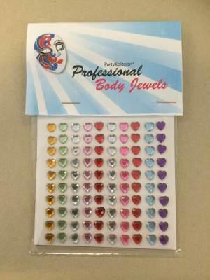 Professional Body Jewels: HARTJES 14438