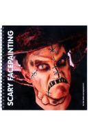 Schminkboek Scary Facepainting by Nick Wolfe