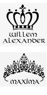 PartyXplosion schminksjabloon Willem & Maxima
