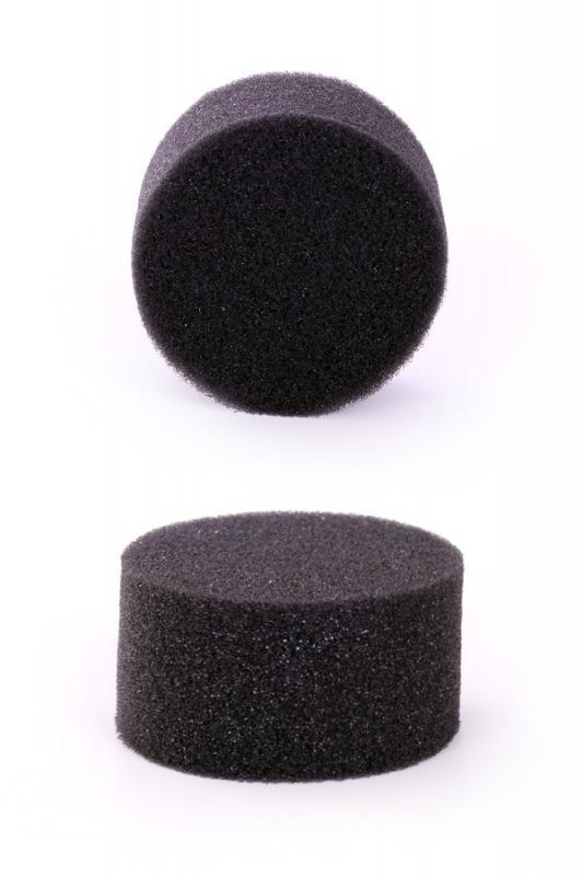 Schminksponsje zwart art.nr.40117