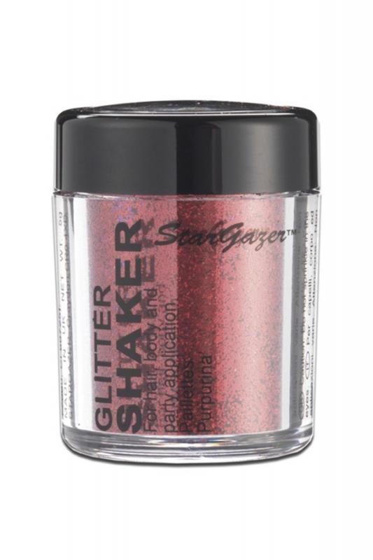 Stargazer Glitter Shaker Red 40869