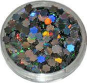 Strooiglitter Bloemen 2 gram Eulenspiegel 902172