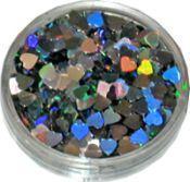 Strooiglitter Hartje 2 gram Eulenspiegel 902158